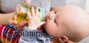 آبمیوه برای نوزاد