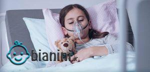 آلودگی هوا و شیوع بیماری ریوی در کودکان