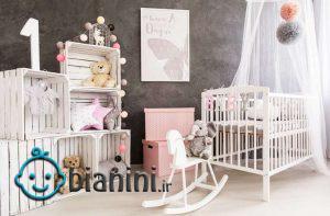 اتاق نوزاد دلبندم را چطور بچینم؟