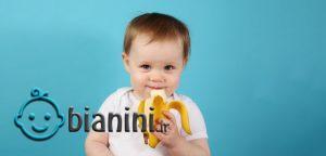 از کی به نوزاد موز بدهیم؟