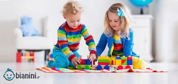 اسباببازیهایی که هوش و خلاقیت کودک ما را افزایش میدهند