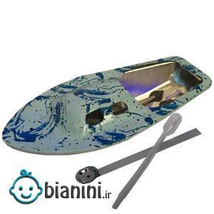 اسباب بازی مدل قایق بخار