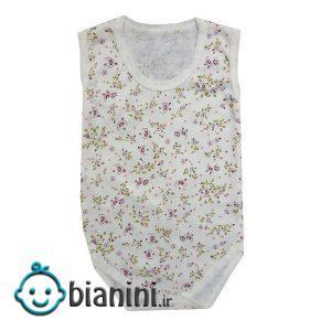 بادی نوزادی مدل شکوفه