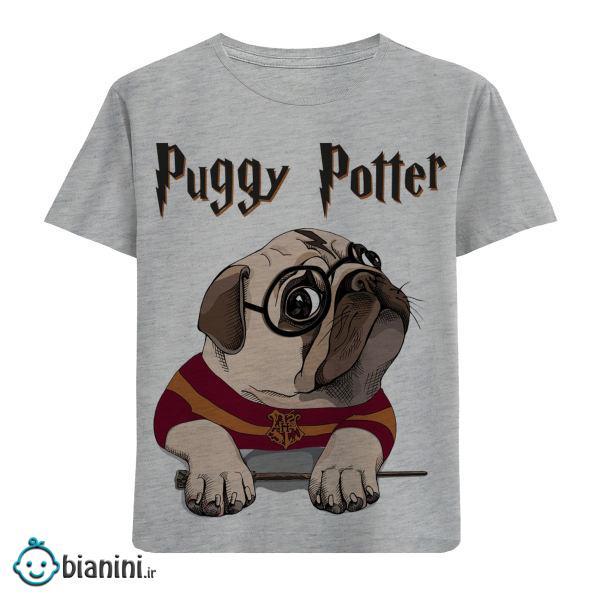تی شرت بچگانه مدل سگ F84