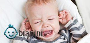 درمان گوش درد نوزاد
