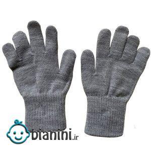 دستکش بافتنی بچگانه اچ اند ام مدل G4