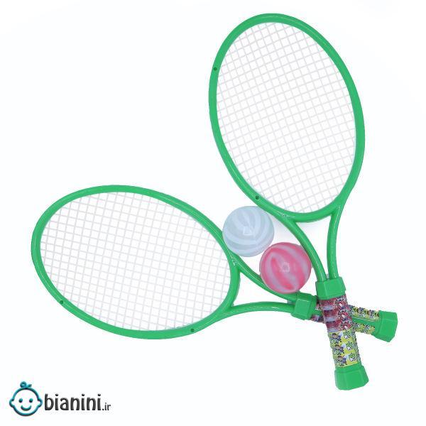 راکت تنیس اسباب بازی کد 313