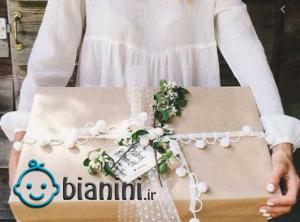 روش عجیب عروس و داماد برای گرفتن هدیه از اقوام!
