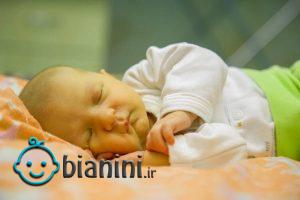 درمان زردی نوزاد در خانه