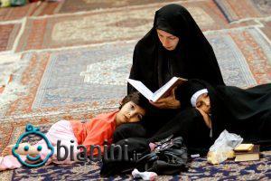 زنان و عزاداری در اینستاگرام