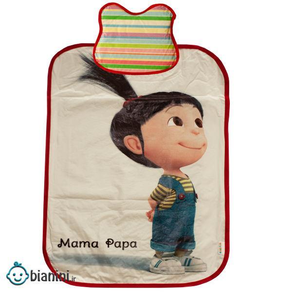 زیرانداز تعویض نوزاد ماما پاپا کد BB43