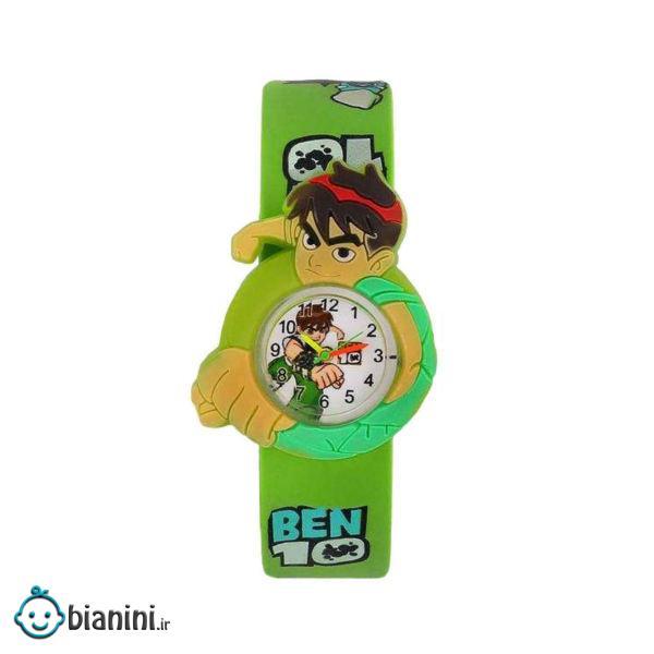 ساعت  مچی عقربه ای پسرانه مدل N.BEN