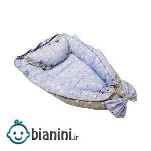 سرویس خواب 2 تکه نوزاد و کودک مدل  TB118