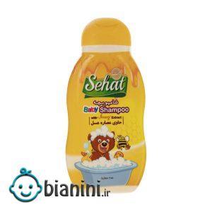 شامپو بچه صحت مدل Honey مقدار 110 گرم