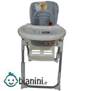 صندلی غذا خوری کودک کد 581