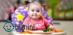 طرز تهیه غذای کودک 9 تا 12 ماهه