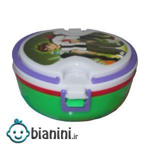 ظرف غذای کودک مدل BEN001