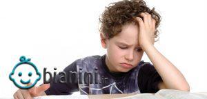 علائم کودکان با اختلال یادگیری چیست؟