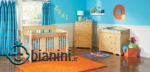فنگ شویی اتاق نوزاد برای خواب بهتر!