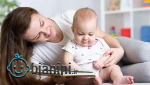 فواید خواندن کتاب برای نوزادان به همراه لیست کتاب پیشنهادی