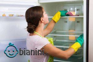 فوت و فن تمیز کردن یخچال و فریزر به بهترین شکل