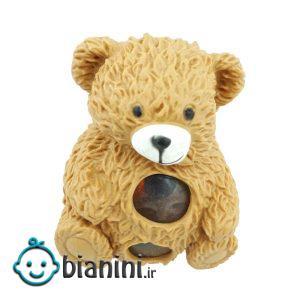 فیجت ضد استرس دنیای سرگرمی های کمیاب طرح خرس مهربان مدل DSK-A4384