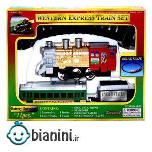 قطار بازی مدل سریع السیر کد 60100