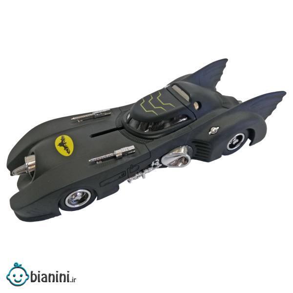 ماشین بازی طرح ماشین بتمن کد NO.BAT358
