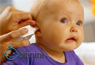 نقص شنوایی یکی از شایعترین نقص های بدو تولد