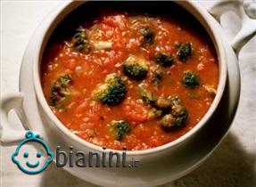 چند نکته مهم در تهیه سوپ برای کودکان