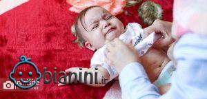 چه دلایلی باعث دل درد نوزاد میشود؟
