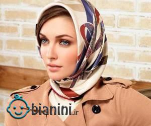چه شال و روسری به فرم صورت شما میاد؟