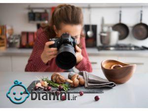 چگونه عکس کامل و بی عیب و نقصی از غذایتان بگیرید؟