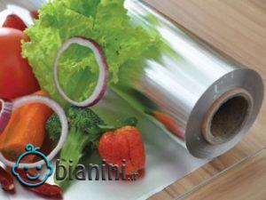 کاربردهای کاغذ آلومینیومی در خانه داری