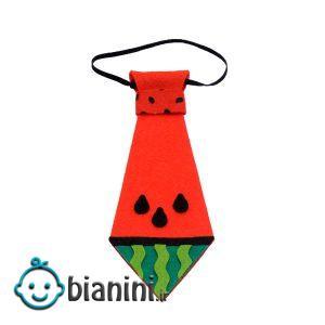 کراوات پسرانه مدل هندوانه یلدا Y61