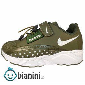 کفش مخصوص پیاده روی پسرانه مدل N_GREPS02