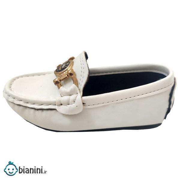 کفش نوزادی پسرانه مدل 11163-2