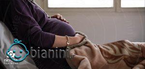 کم تحرکی جنین نشانه چیست؟