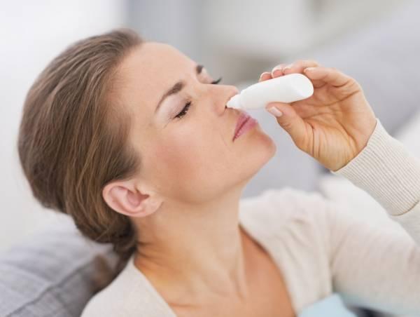 درمان ورم غشای مخاط بینی