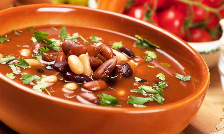 سوپ لوبیا برای باردارها