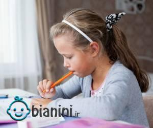 اختلالات نوشتاری کودکان