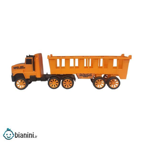 ماشین بازی طرح کامیون مدل 7958 کد 11029