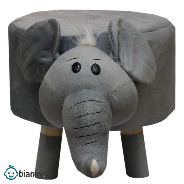 پاف کودک مدل فیل