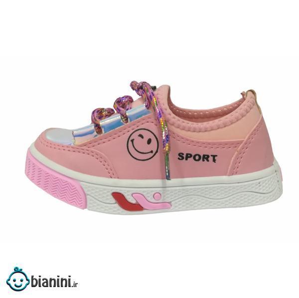 کفش دخترانه مدل ایموجی کد 01