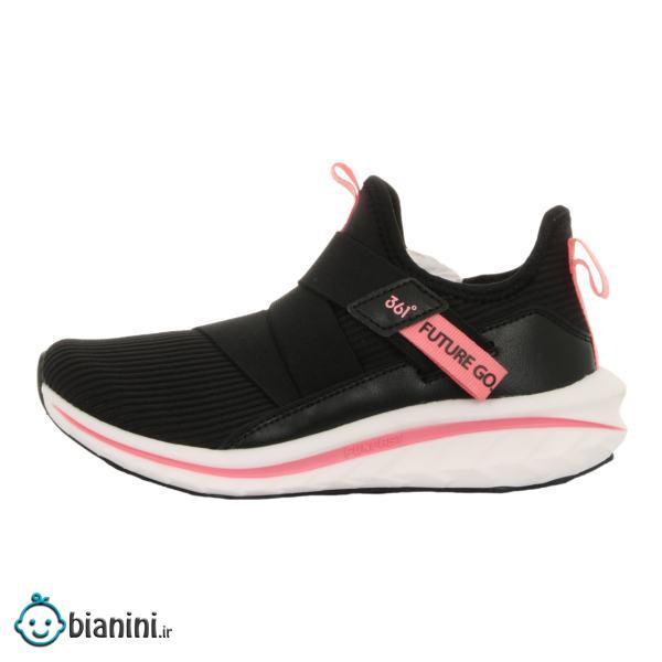 کفش مخصوص دویدن دخترانه 361 درجه مدل K81933552-4