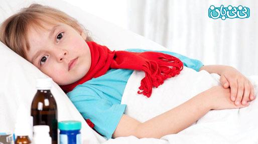 درمان تهوع کودک، کمر استفراغ در کودکان را بشکنید