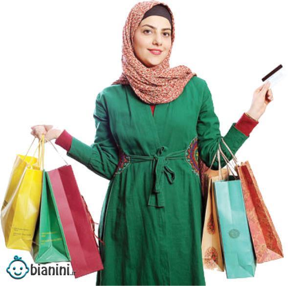 الگوهای متفاوت زنان و مردان برای خرید