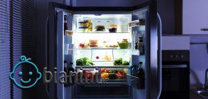 بهترین راهکارها برای سازماندهی یخچال