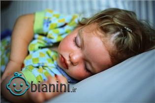 بی خوابی درکودکان