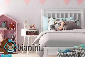 تخت خواب برای نوزاد، چه ویژگی دارد؟